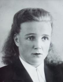 Забеляева (Малкова) Екатерина Ивановна