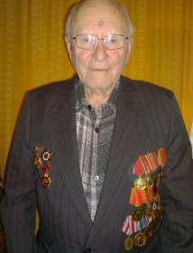 Салин Дмитрий Иванович