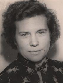 Розенберг (Кудрявцева) Валентина Александровна