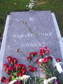 Невское кладбище. Весёлый посёлок, г. Санкт Петербург 11 сентября 2015 года