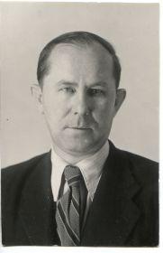 """Чуян М.М., директор завода """"Станкоконструкция"""", 1948г."""