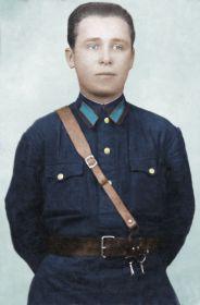 1940 год. Служба в милиции.