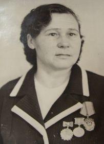Журавлева(Кочубеева) Зоя Александровна - жена.