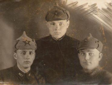 Могилевское пехотное училище