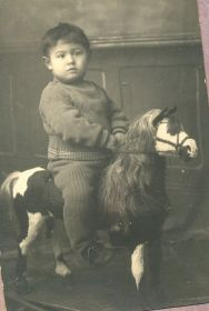 Сын Эйдинова Бориса Семеновича