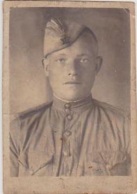Брат Александр Поздняков