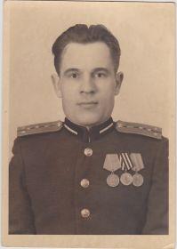 Муж Иван после войны