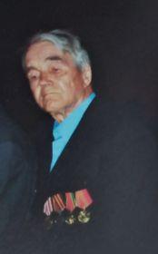 Ядрихинский В.Г. ветеран ВОВ