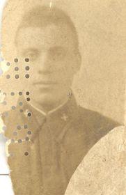 Яриков Ф.К. Служба в РККА (1937-1939 гг.)