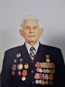Ветеран ВС СССР Созонов Иван Михайлович