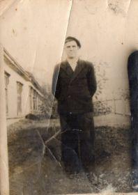 Сын Александра Ивановича - Виктор Мокин (1929г.р.). На Урале.