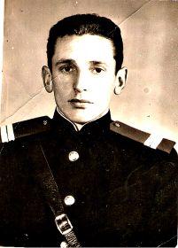 Шишов Валерий Денисович во время службы в ГАИ г. Киева
