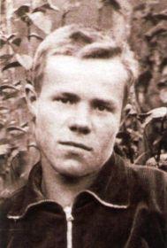 Щеголев Юрий (Юда) Стахеевич, фото предоставлено Байкитским филиалом МБУК Эвенкийский краеведческий музей ЭМР