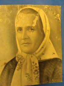 Мать-Карцева Елена 1870-80-1940г.г.