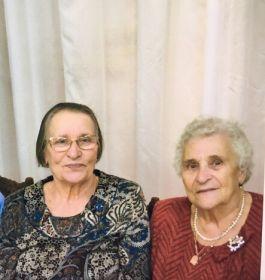 Взрослые дочери Римма и Антонина