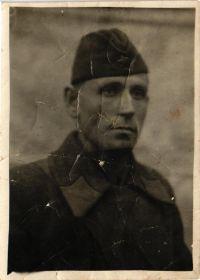 1941 год. На позиции.
