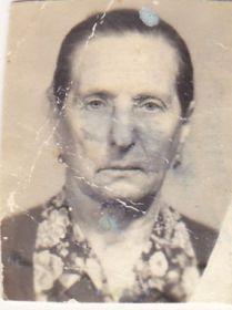 Сестра Анна Михайловна