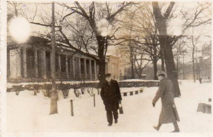 февраль 1945