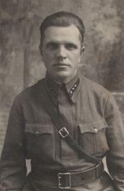 артиллерист г.Балта 1930г.