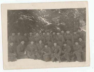 Бернгардовка Дом отдыха 05.11.1941