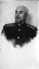 Малыгин В.А. Венгрия 1945 г.