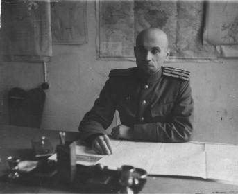 Малыгин В.А. После войны- 50-е гг.