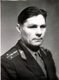 В звании капитана милиции