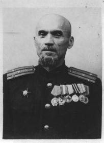 Малыгин В.А. полковник, военный инженер 50-е гг.
