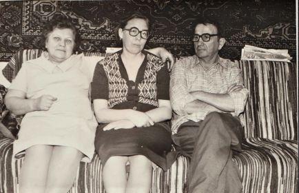 1983г Москва я в гостях у Смирновых