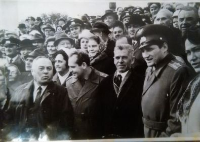 Встреча выпускников Качинского училища