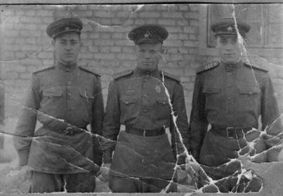 г. Орехово-Зуево 1943г.