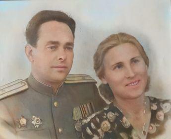 Орловы Иван Семенович и Елена Петровна
