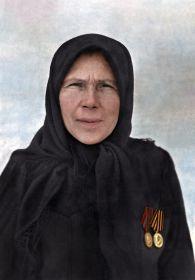 Полковникова Евдокия Петровна, полное цветное фото