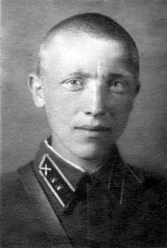 Лейтенант  Зябкин Дмитрий Михайлович