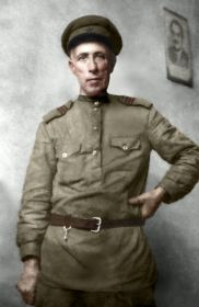 Михеев Осип Петрович, полное цветное фото