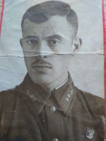 Ленинградский фронт. Блокада. 1941г.