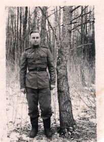 март 1945 - Плембах, Восточная Пруссия