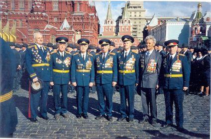 Парад Победы 2000 г.