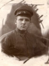 Марков М.Ф. - 1940 г.