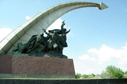 Кумженский мемориал - мемриальный комплекс в Ростове-на-Дону