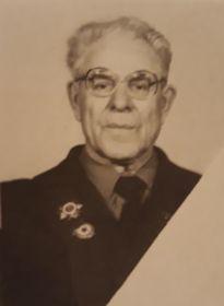 Иван Кузьмич Елисеев, 1987 год