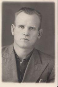 Трунин Василий Григорьевич в 1947г