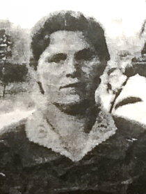 Мария Васильевна Сурина