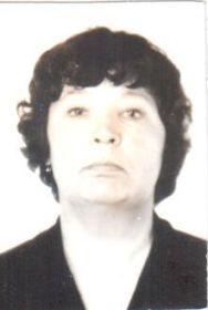 Морозова (Власова) Нина Михайловна -дочь 25.05.1933 г.р.
