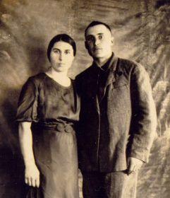 Ошеко Анна Самойловна. Ошеко Степан Григорьевич с. Станционное