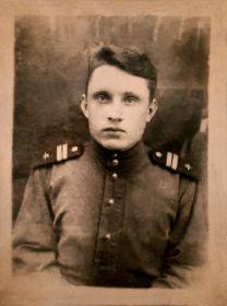 Товарищ по службе - Георгий. Село Богородск. 01.04.1946 г.