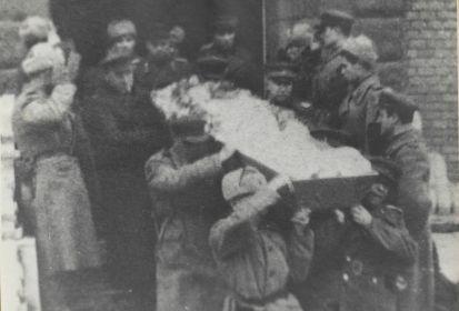 Похороны Барынина г. Сексард Венгрия