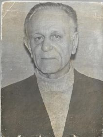 Бочаров М.К. на 80 году, Москва