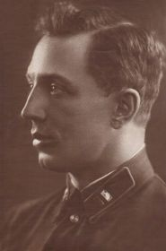Дядя Золотарев Владимир Георгиевич, участник войны, ст.техник- лейтенант