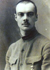 брат Абакумов Дмитрий Григорьевич, участник войны, красноармеец